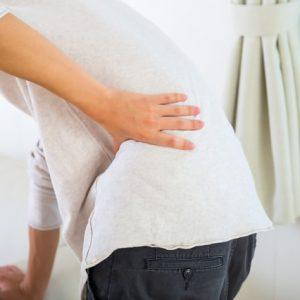 急性腰痛が改善するまでの流れ