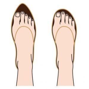 靴の選び方【外反母趾】