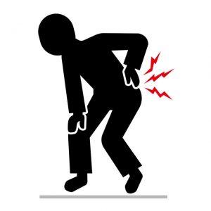 前かがみになると腰が痛い時の対処法・ストレッチ