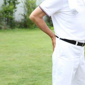 ゴルフをした後に腰痛が起きない簡単チェックリスト①