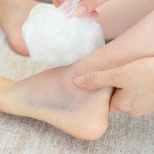 今、治さないとクセがついてしまう「足首の捻挫」