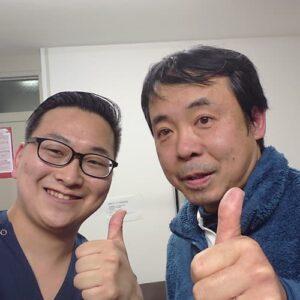 患者様の笑顔1