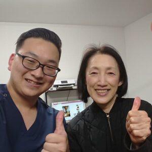 患者様の笑顔5